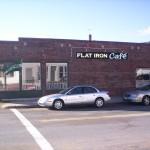 Flat Iron Cafe